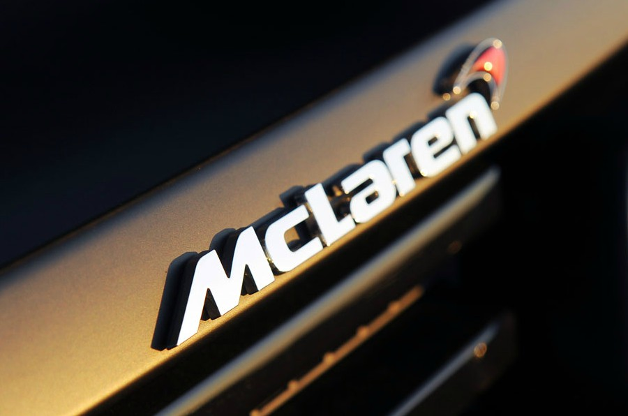 What Does The McLaren Logo REALLY Mean?