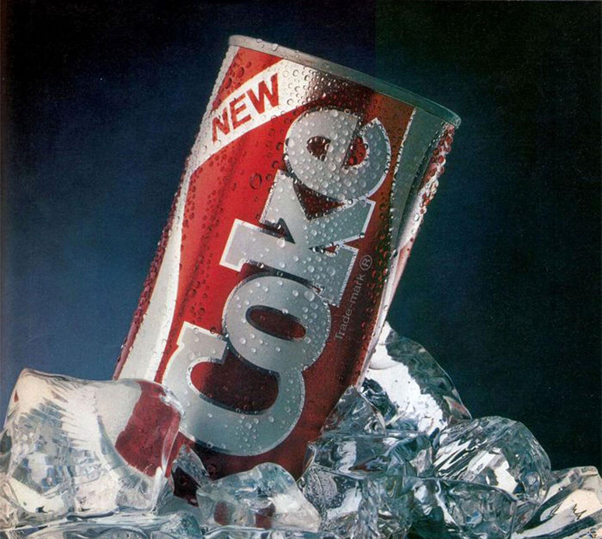 'New' Coke launched 23 years ago today