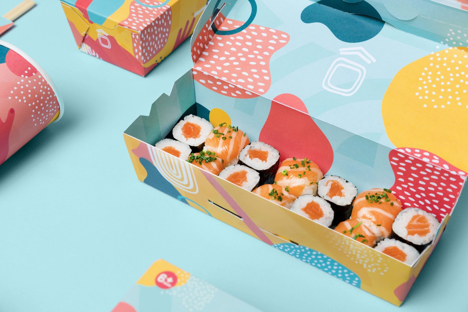Home Sweet Home Sushi Kids — Confusing yet beautiful Product Design!
