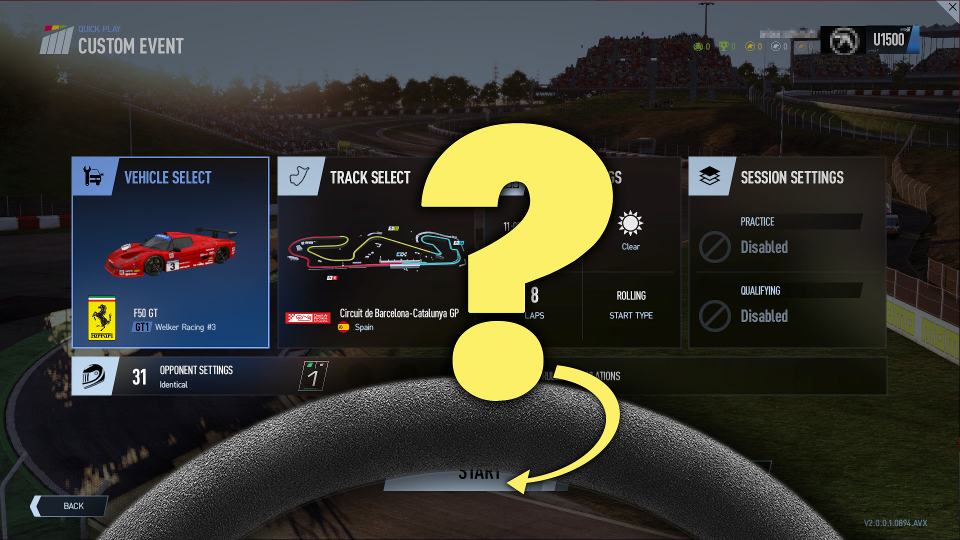 Designing a UI for Racing Games? Here's 5 tips.