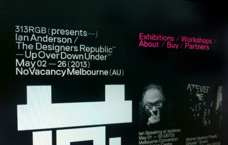 2013-gallery-exhibition-ian-anderson-the-designers-republic-ad-poster-no-vacancy-gallery-melbourne