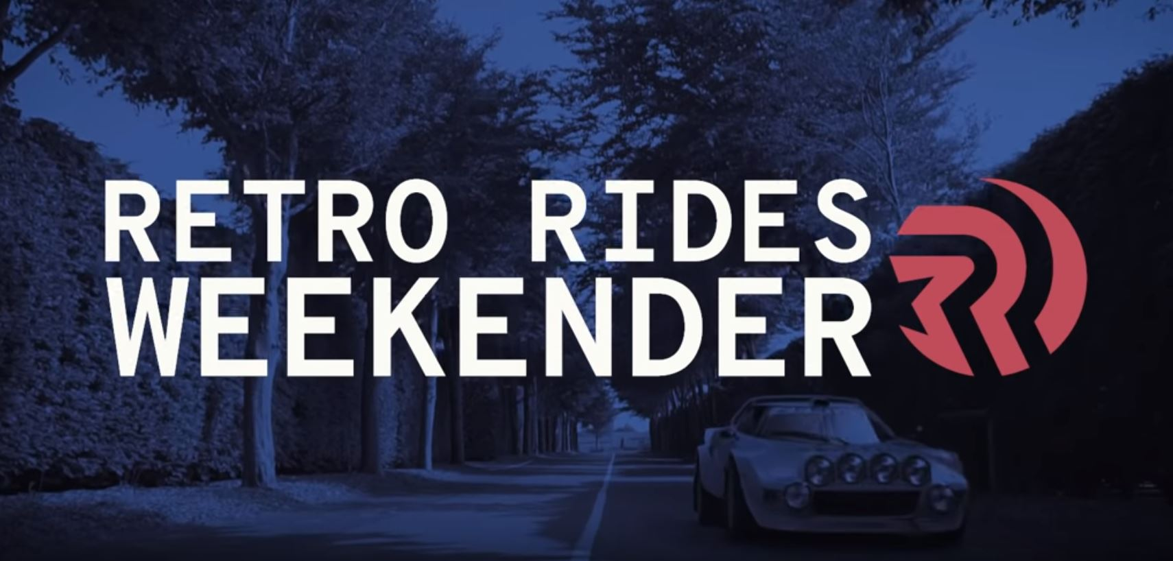 Retro Rides Weekender 2019 — Official Video