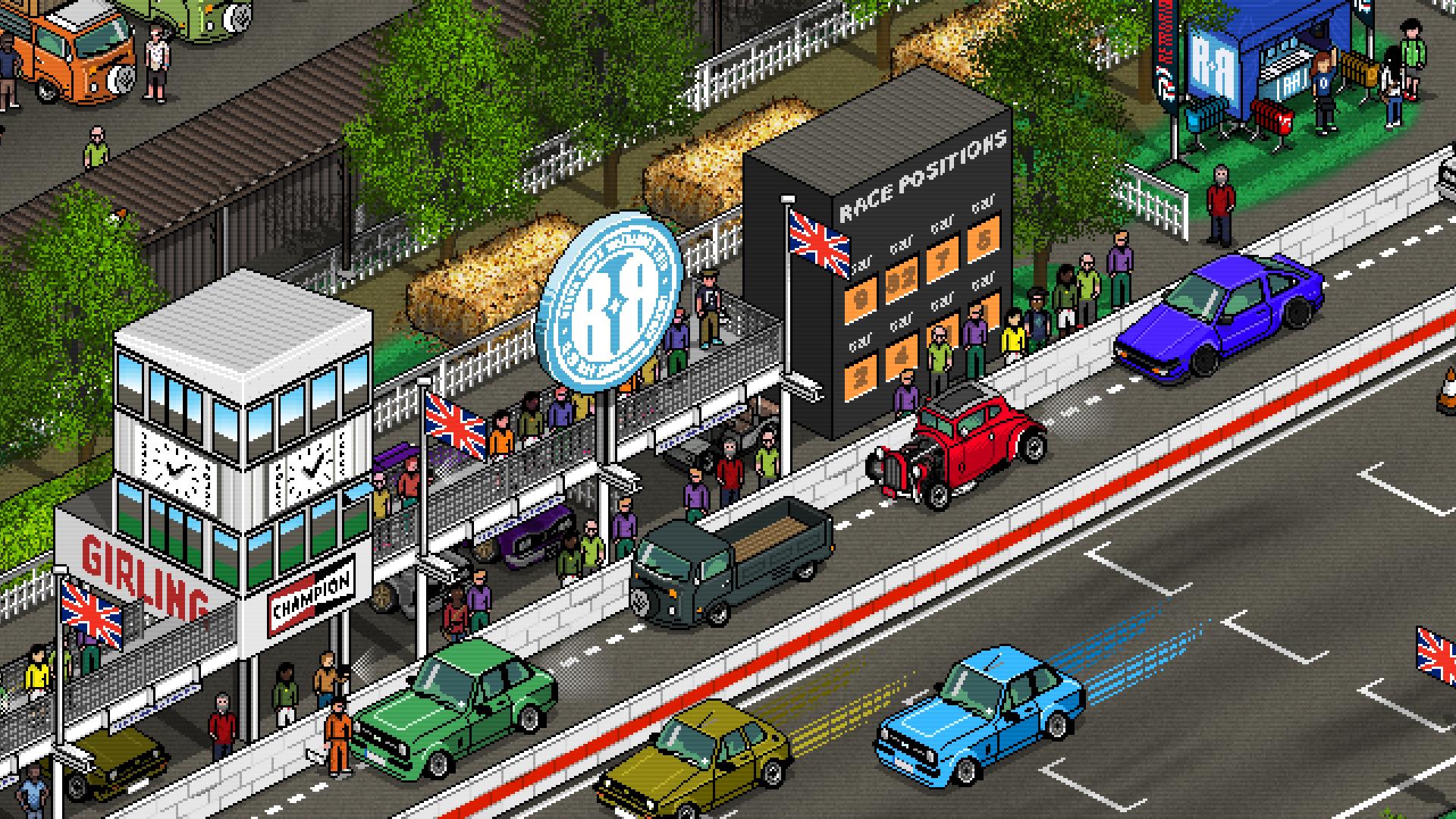 Vyxl Pixel Art for RRW2020 (+31 x Wallpapers for Desktop & Mobile)